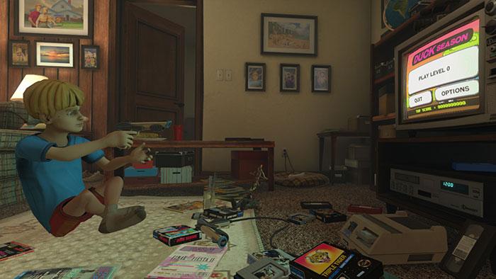 دانلود بازی Duck Season برای عینک واقعیت مجازی 3
