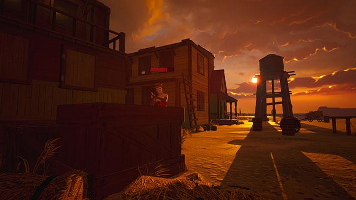 دانلود بازی High Noon VR برای عینک واقعیت مجازی 3