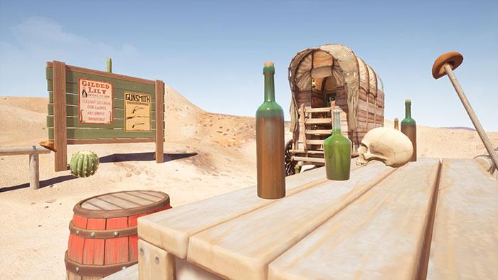 دانلود بازی High Noon VR برای عینک واقعیت مجازی 6