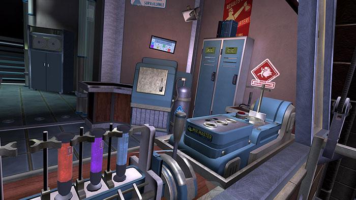 دانلود بازی I Expect You To Die برای عینک واقعیت مجازی 8