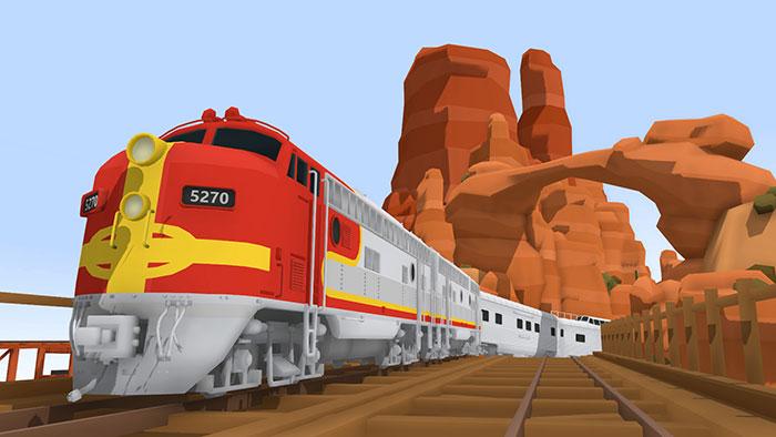 دانلود بازی Rolling Line برای عینک واقعیت مجازی 2