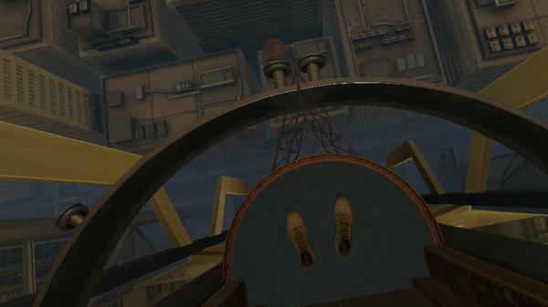 دانلود بازی the walk Top Floor برای عینک واقعیت مجازی