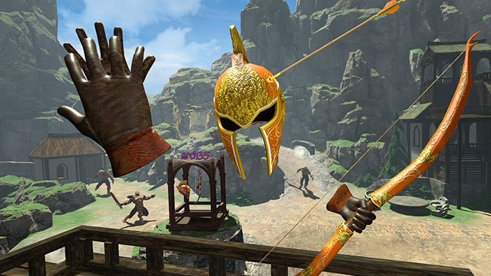 دانلود بازی Elven Assassin برای عینک واقعیت مجازی 3