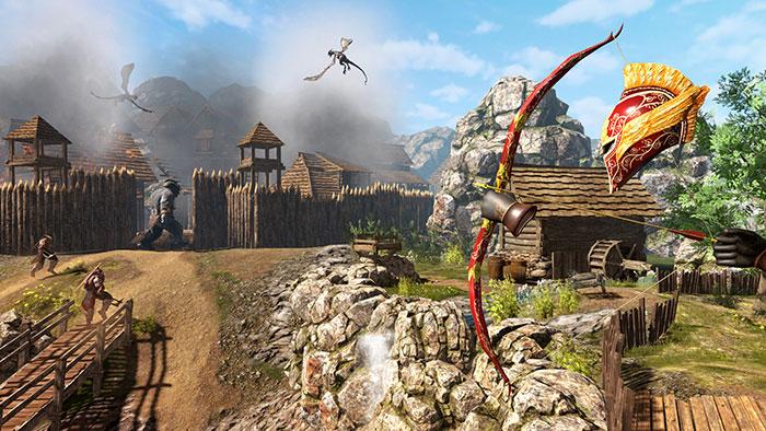دانلود بازی Elven Assassin برای عینک واقعیت مجازی 4