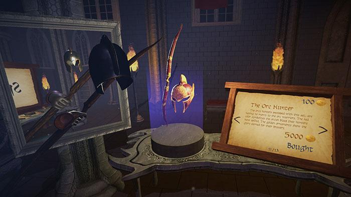 دانلود بازی Elven Assassin برای عینک واقعیت مجازی 5