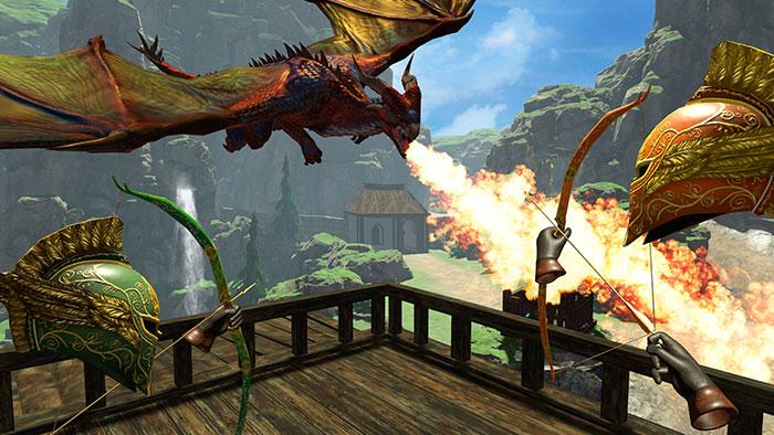 دانلود بازی Elven Assassin برای عینک واقعیت مجازی 8