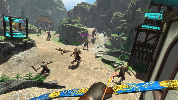 دانلود بازی Elven Assassin برای عینک واقعیت مجازی 9