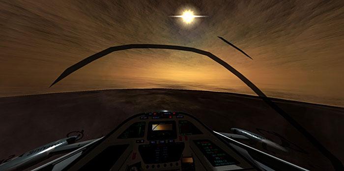 دانلود بازی Discovering Space 2 برای عینک واقعیت مجازی 5