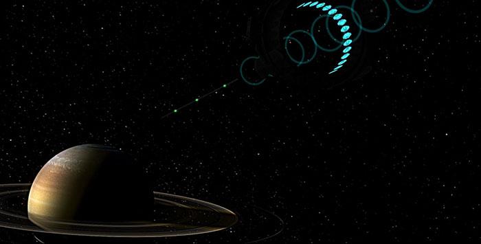 دانلود بازی Discovering Space 2 برای عینک واقعیت مجازی 7