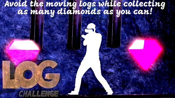 دانلود بازی Log Challenge برای عینک واقعیت مجازی 5