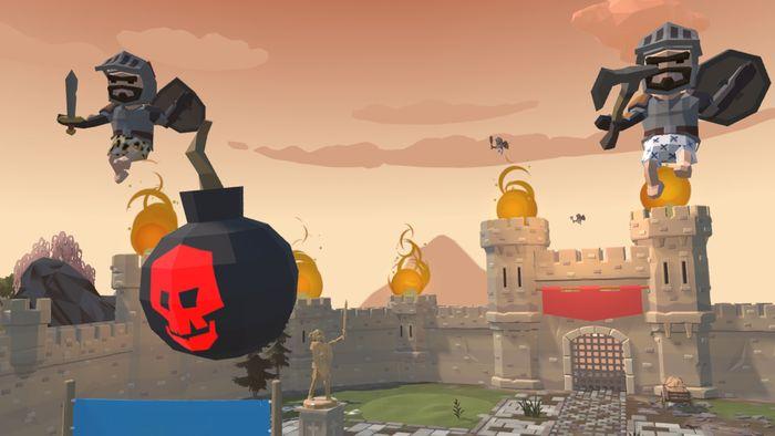 دانلود بازی Mace and Grace برای عینک واقعیت مجازی 5