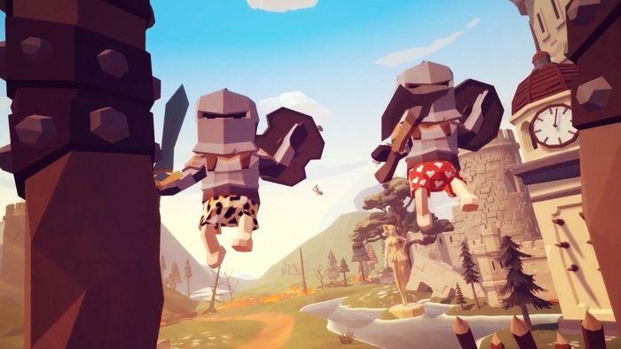 دانلود بازی Mace and Grace برای عینک واقعیت مجازی 7