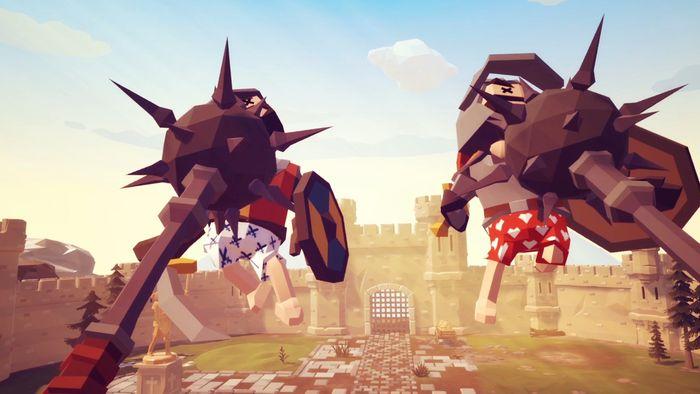 دانلود بازی Mace and Grace برای عینک واقعیت مجازی 8