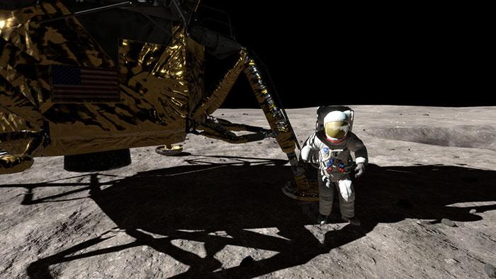 دانلود بازی Apollo 11 VR HD برای عینک واقعیت مجازی 2