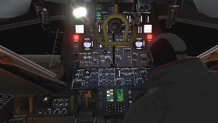دانلود بازی Apollo 11 VR HD برای عینک واقعیت مجازی 3