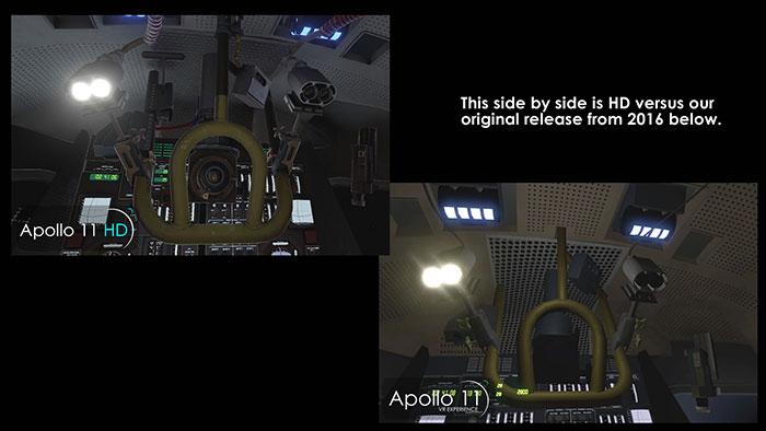 دانلود بازی Apollo 11 VR HD برای عینک واقعیت مجازی 8