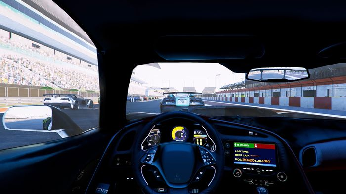 دانلود بازی Drive برای عینک واقعیت مجازی 2