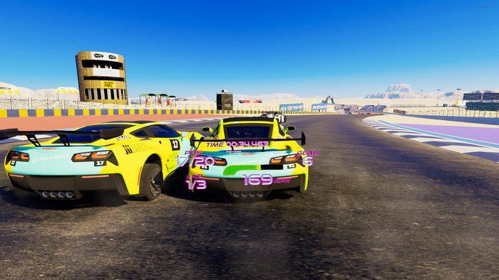 دانلود بازی Drive برای عینک واقعیت مجازی 4