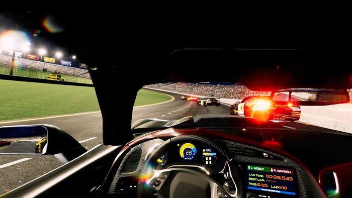 دانلود بازی Drive برای عینک واقعیت مجازی 6