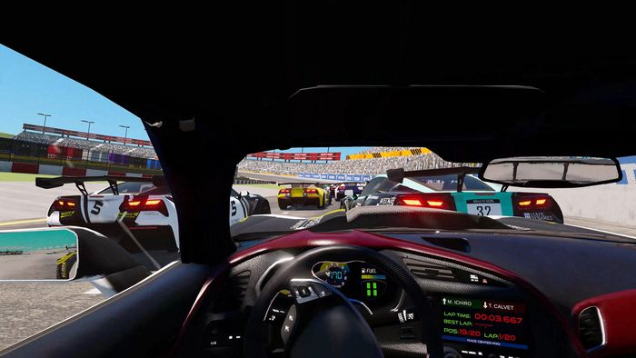 دانلود بازی Drive برای عینک واقعیت مجازی 9