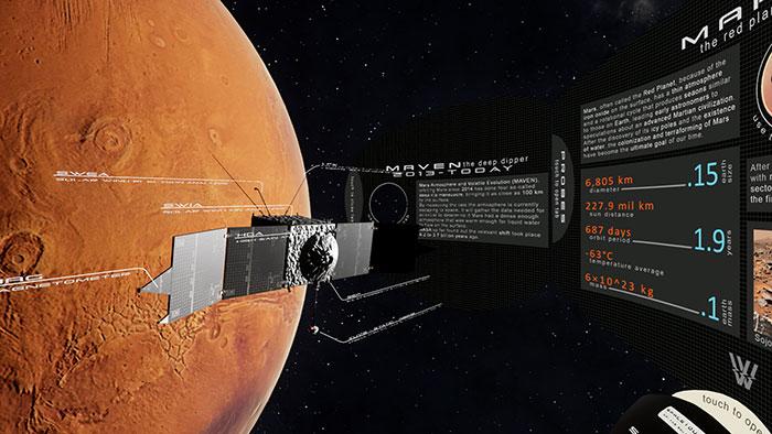 دانلود بازی Spacetours VR - Ep1 The Solar System برای عینک واقعیت مجازی 1