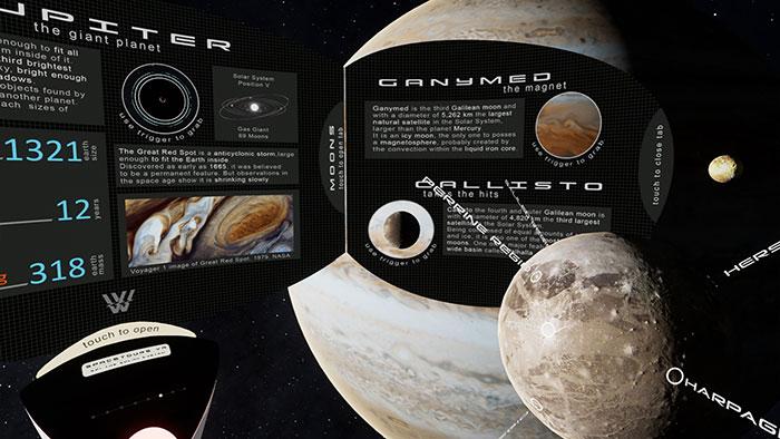 دانلود بازی Spacetours VR - Ep1 The Solar System برای عینک واقعیت مجازی 3