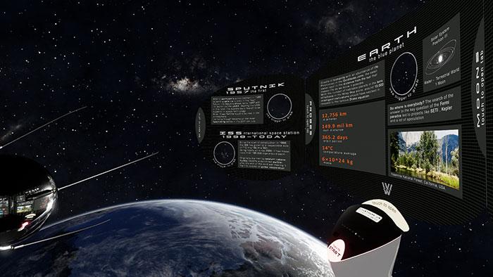 دانلود بازی Spacetours VR - Ep1 The Solar System برای عینک واقعیت مجازی 8