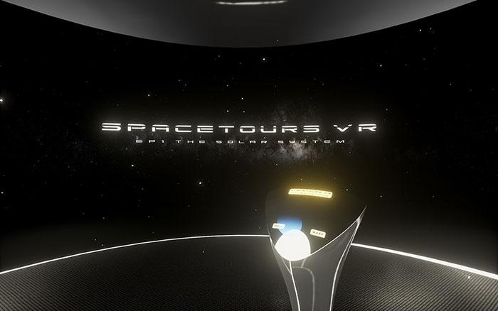 دانلود بازی Spacetours VR - Ep1 The Solar System برای عینک واقعیت مجازی 9