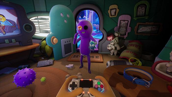 دانلود بازی Trover Saves the Universe برای عینک واقعیت مجازی 2