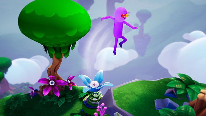 دانلود بازی Trover Saves the Universe برای عینک واقعیت مجازی 4