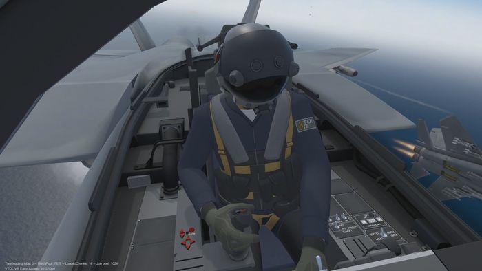 دانلود بازی VTOL VR برای عینک واقعیت مجازی 10