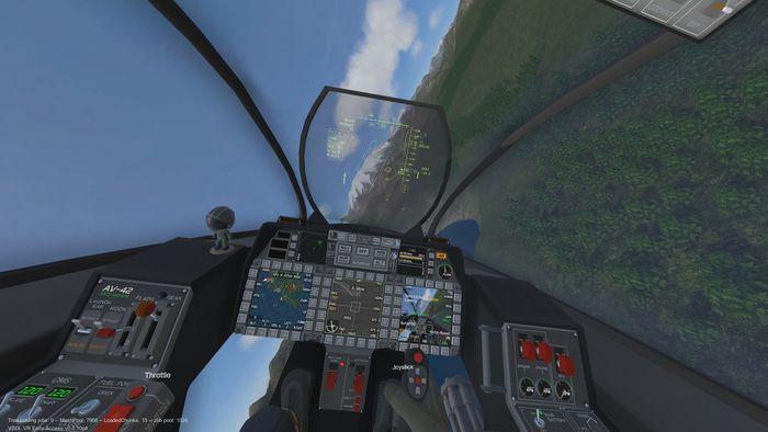 دانلود بازی VTOL VR برای عینک واقعیت مجازی 6
