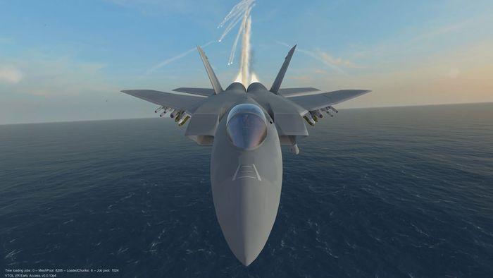 دانلود بازی VTOL VR برای عینک واقعیت مجازی 8