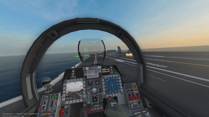 دانلود بازی VTOL VR برای عینک واقعیت مجازی 9