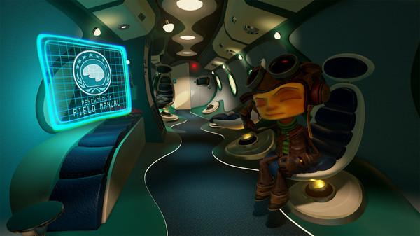 دانلود بازی Psychonauts in the Rhombus of Ruin برای عینک واقعیت مجازی2