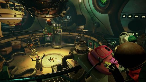 دانلود بازی Psychonauts in the Rhombus of Ruin برای عینک واقعیت مجازی5
