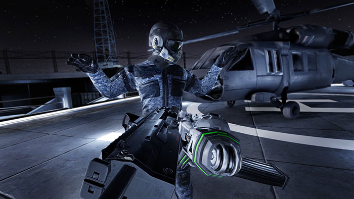 دانلود بازی Espire 1: VR Operative برای عینک واقعیت مجازی 3