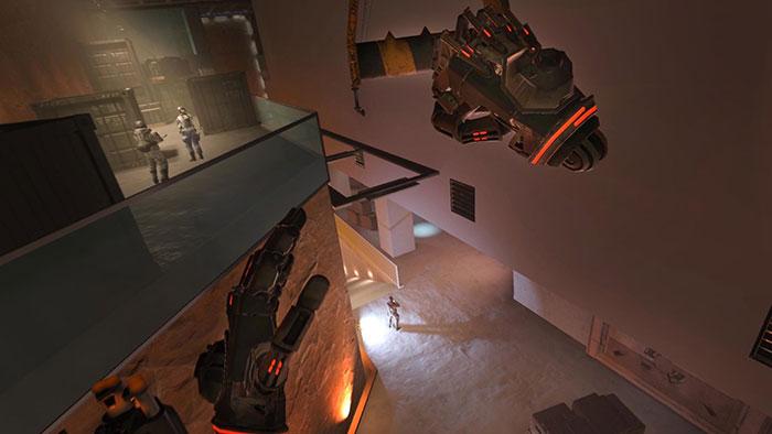 دانلود بازی Espire 1: VR Operative برای عینک واقعیت مجازی 4