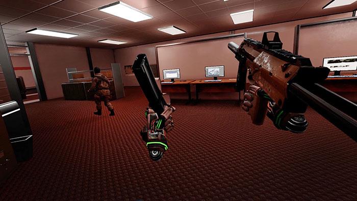 دانلود بازی Espire 1: VR Operative برای عینک واقعیت مجازی 8