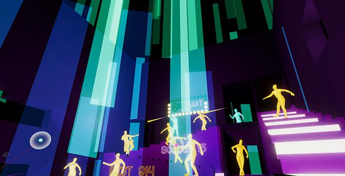 تصویر دانلود بازی Gun Beat برای عینک واقعیت مجازی 4