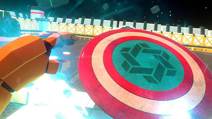 دانلود بازی Super Heroes: Men in VR برای عینک واقعیت مجازی2