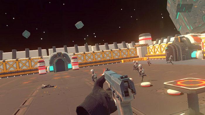 دانلود بازی Super Heroes: Men in VR برای عینک واقعیت مجازی4